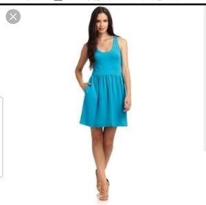 *Cynthia Rowley*spandex skater dress size Large